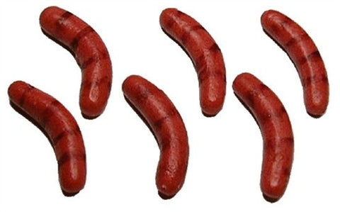 Grilled Hot Dogs - Set of 6