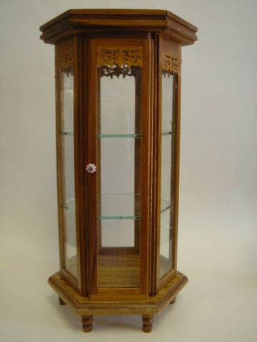 Display Cabinet, Octagonal