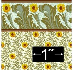 Brodnax Prints Sunflower Wallpaper
