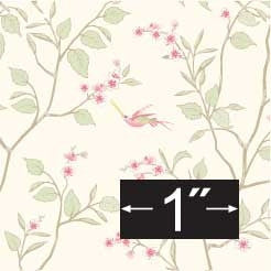 Brodnax Prints Cherry Blossom Wallpaper