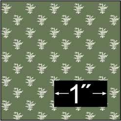 Brodnax Prints Thistle-Green Wallpaper
