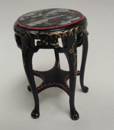 Bespaq Black End Table