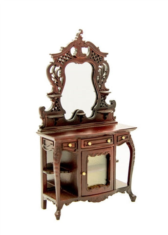 Bespaq Alexandria Display Console with Mirror