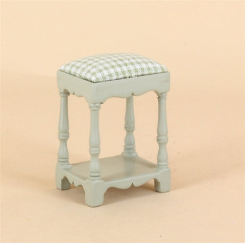Bespaq Miss Paula's Kitchen Stool, Soft Green