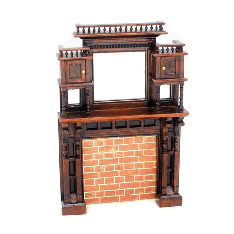 Victorian Fireplace, Very Special Find