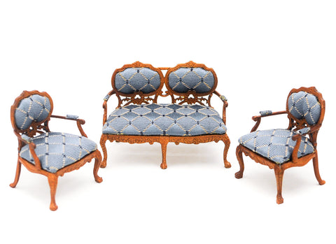 Bespaq Eastlake Style Living Room Set