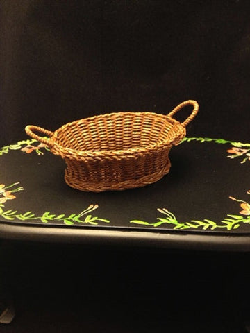 Turn of Century Laundry Basket by Brandaen Jones