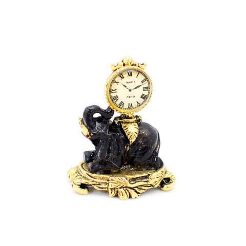 Elephant Clock by Brooke Tucker Designs