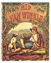 Rip Van Winkle Readable Book