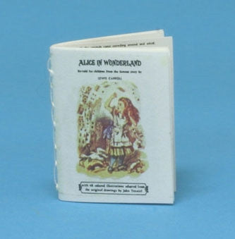 Alice in Wonderland with Readable Pages