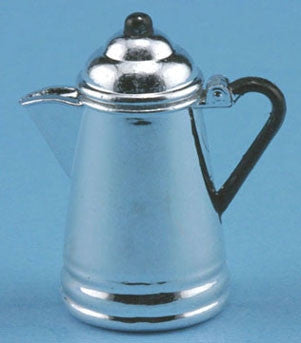"Coffee Pot, ""Stainless"" Finish"