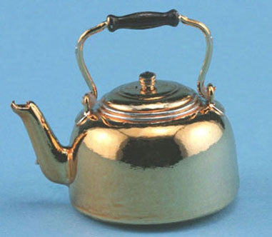 """Copper"" Tea Kettle by Chrysnbon"