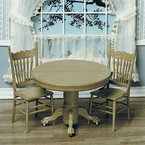 Round Table w/ 2 Chairs, Kit