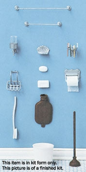 Bathroom Accessories Mini Kit