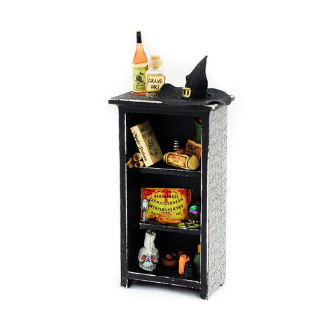 Halloween Witches Shelves