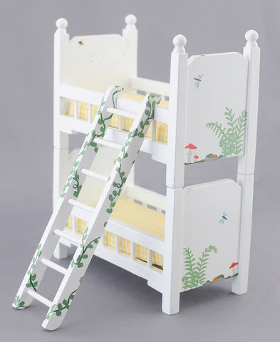 Little Bunk Bed with Woodlands Theme