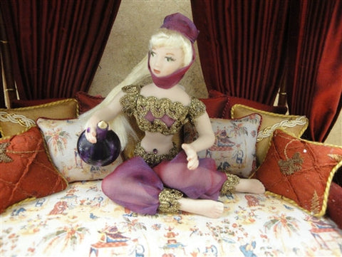 Genie Doll, 1:12 Miniature Scale