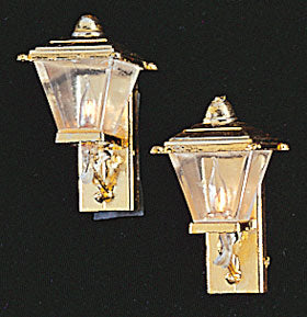 Coach Lights, Pair (plastic)