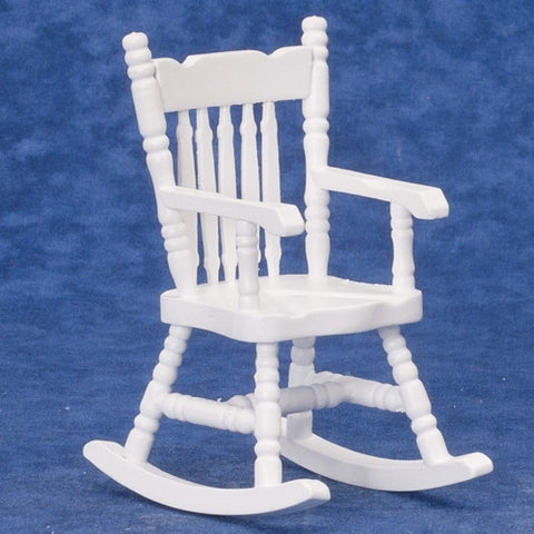 Rocking Chair, White
