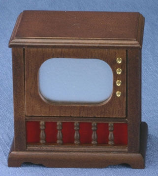 Television, Old Fashioned Console