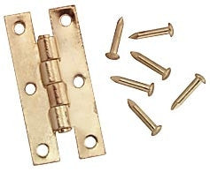 H Hinges W/Nails, 4/PK