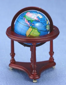 Estate piece : World Globe On Stand