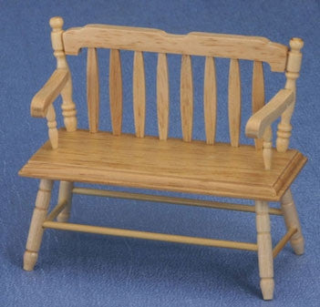 Deacon Bench, Oak