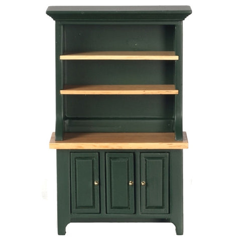 Hutch, Green and Oak