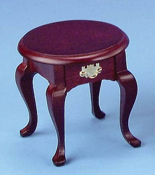 Occasional Table, Mahogany