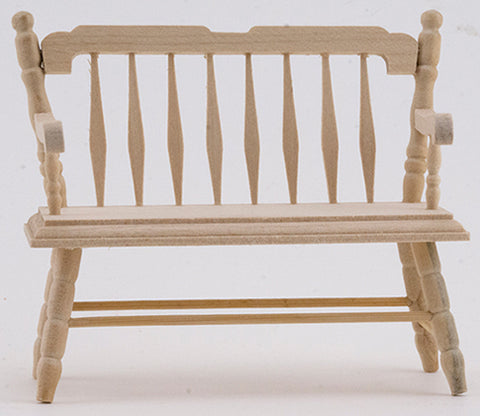 Deacon Bench, Unfinished