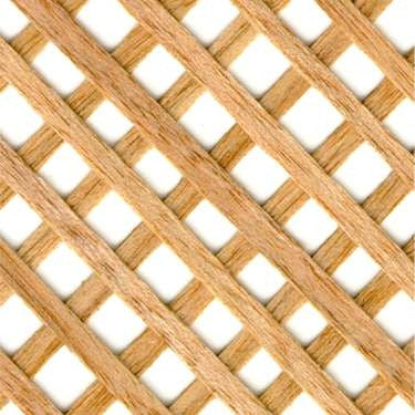 Lattice Panel, light
