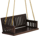 Porch Swing, Walnut
