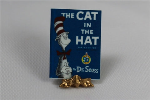 Cat in the Hat Book