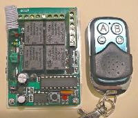 Remote Control for Working Ceiling Fans