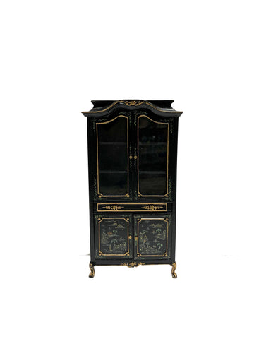 Bespaq Chinoiserie Display Cabinet