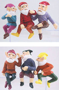 Set of Six Elves, Small