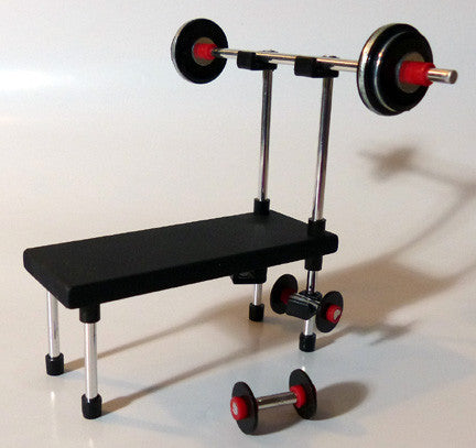 Weight Bench with Weights OUT OF STOCK