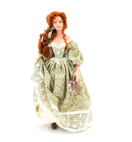 Irish Lassie Doll