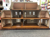 Second Hand Southern Colonial Dollhouse STORE PICKUP ONLY