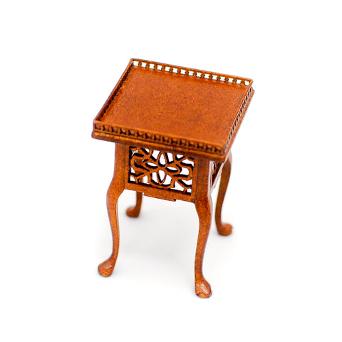 Washington Gallery Table, New Walnut, Small