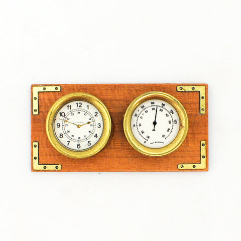 Wall Barometer Set by Nantasy Fantasy
