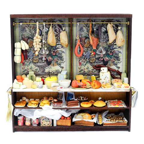 Delicatessen Display by Carol Smith