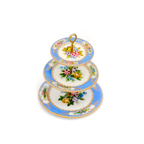 Christopher Whitford Three Tiered Dessert Tray