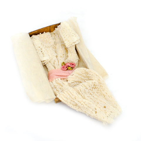 Lace Dress in a Box by Susan Harmon