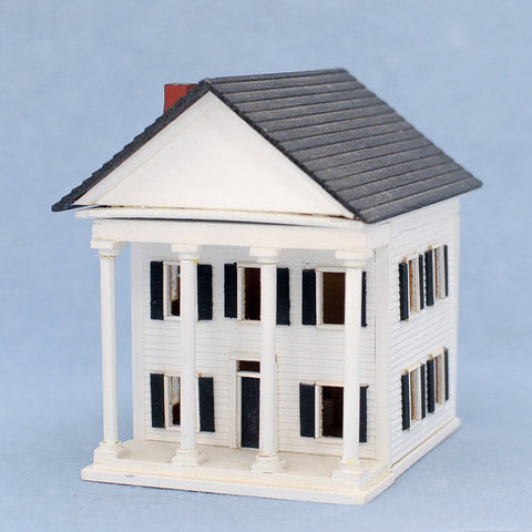 G.M. Gudgel Colonial House, 144th Scale