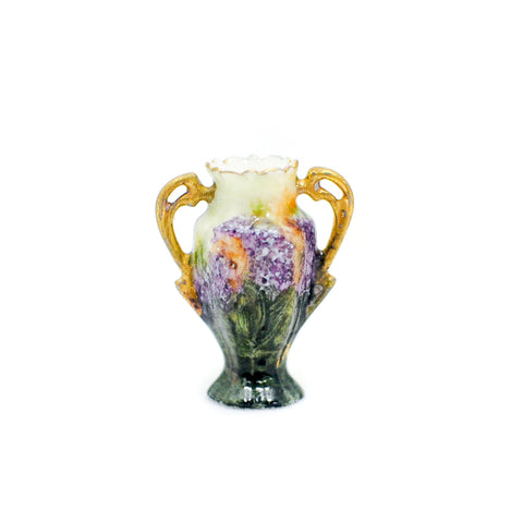 Hand Painted Vase by Ina Williams