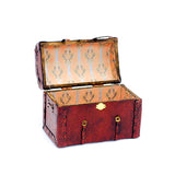 Joyce Bernard Leather Trunk