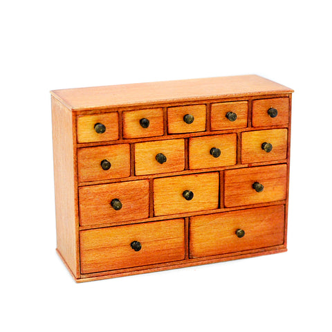 Chest of Many Drawers by Ken Byers