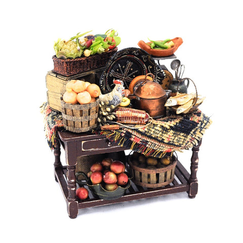 Italian Harvest Table