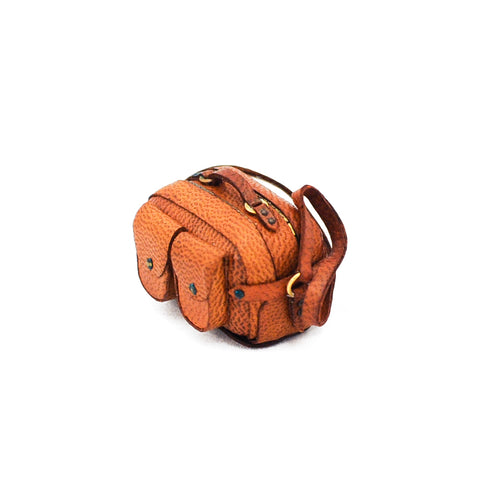 Leather Travel Satchel